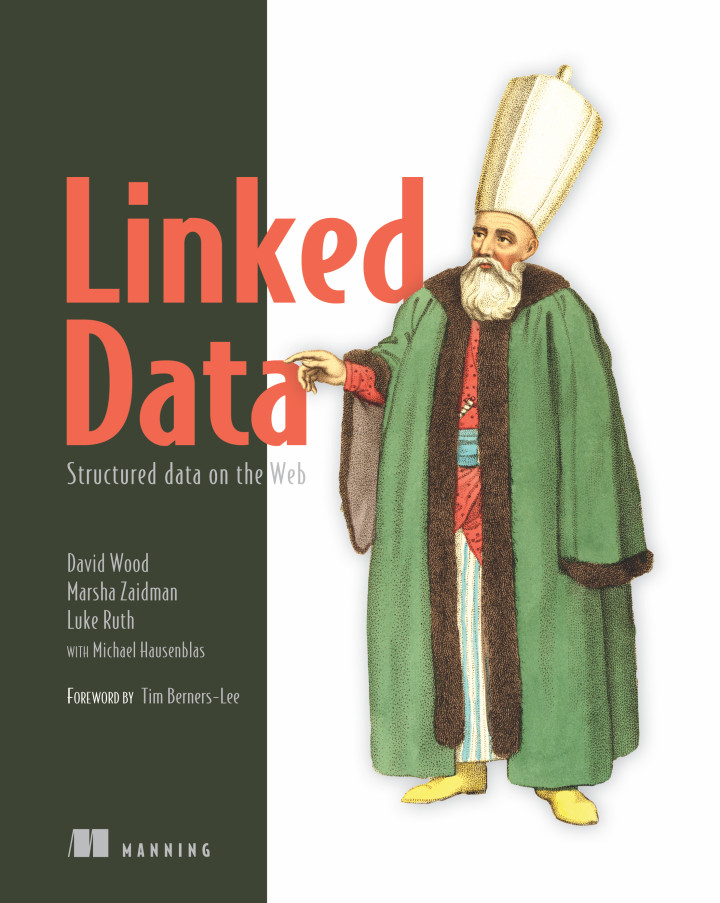 Book, Linked Data: Structured data on the Web